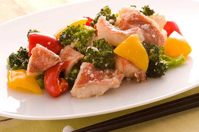 赤魚と西洋野菜の塩麹蒸し | 今...